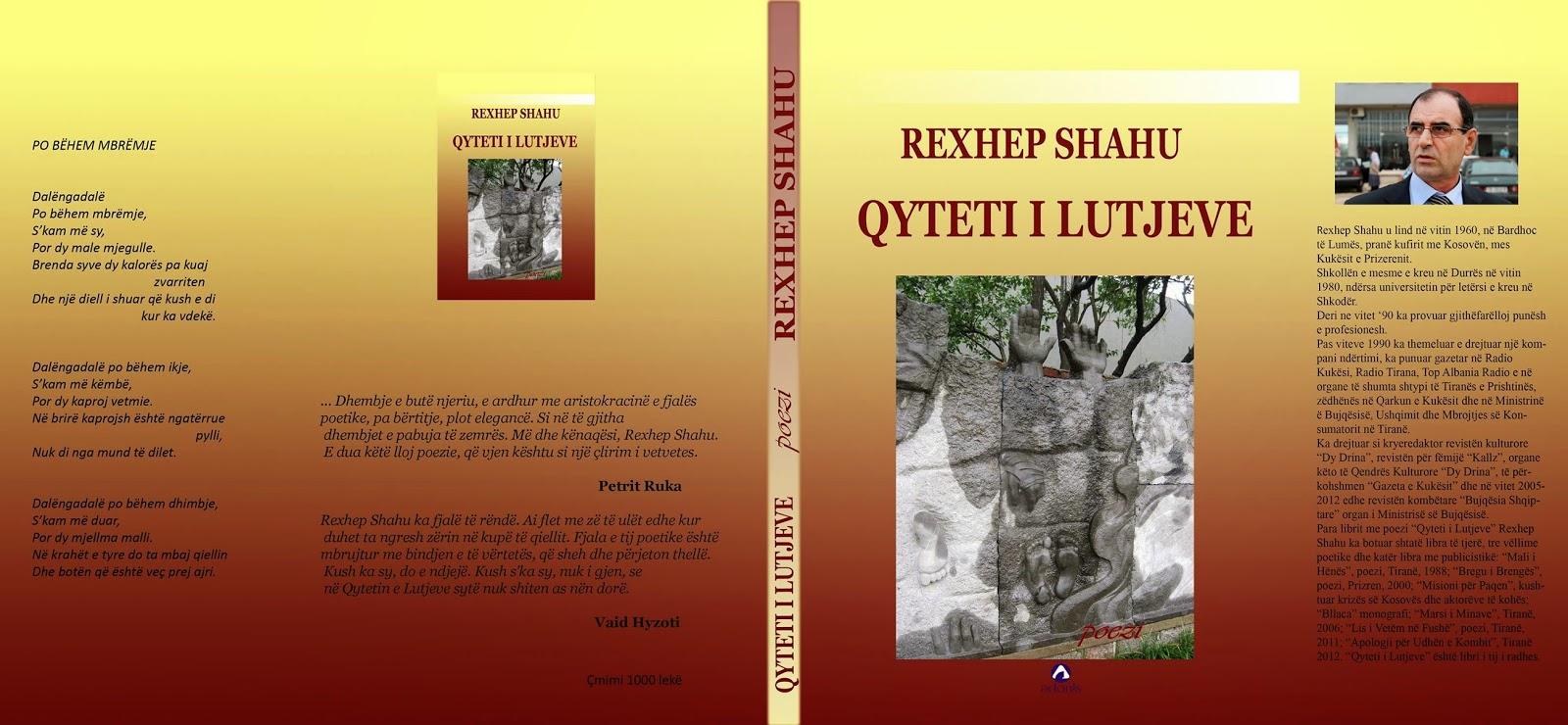 Image result for librat e rexhep shahu
