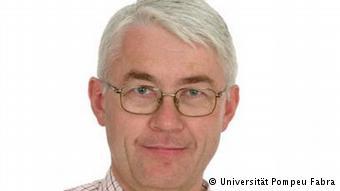 Klaus-Jürgen Nagel, profesor i shkencave politike në Universitetin Pompeu Fabra në Barcelonë. - u2_katal2